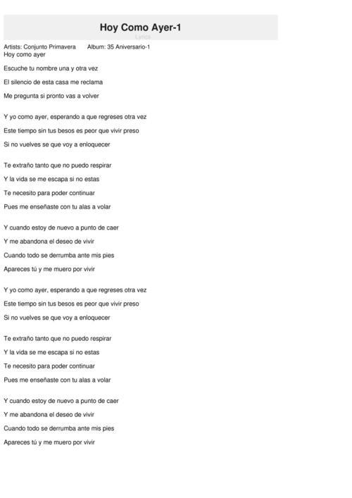 Yesterday-Leona Lewis(MP3歌词/LRC歌词) lrc歌词下载 第1张