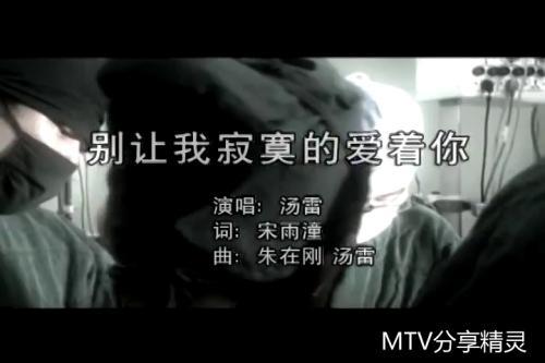 别让我寂寞的爱着你-汤雷(MP3歌词/LRC歌词) lrc歌词下载 第2张