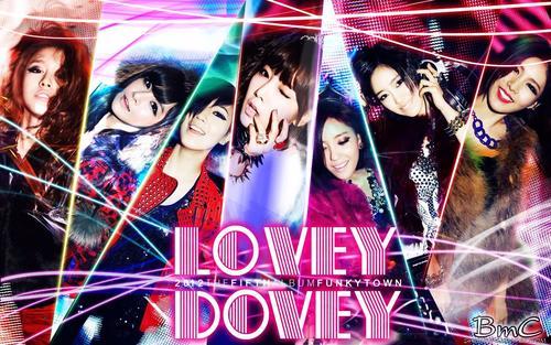 lovey dovey-T-ara(MP3歌词/LRC歌词) lrc歌词下载 第2张