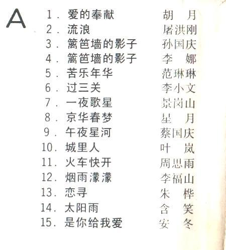 男人-孙国庆(MP3歌词/LRC歌词) lrc歌词下载 第1张