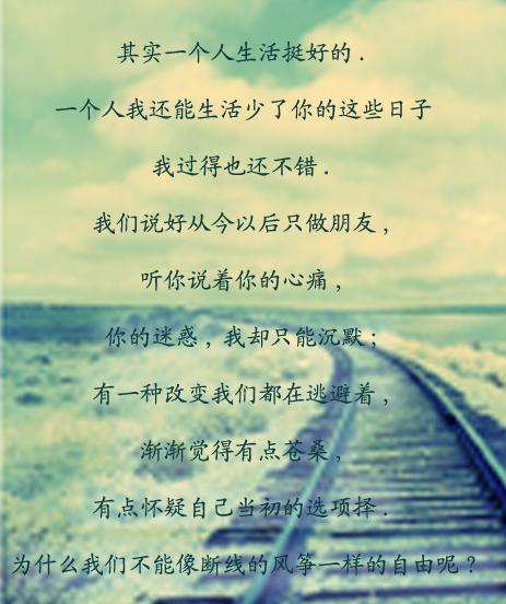一个人生活-温岚(MP3歌词/LRC歌词) lrc歌词下载 第1张