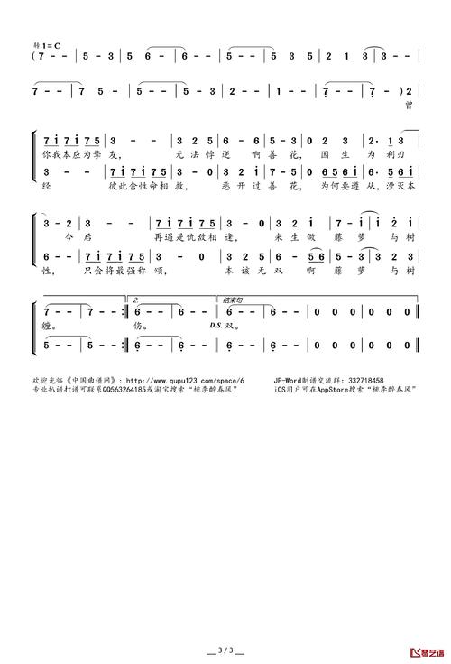 素面-张弦&吴迪(MP3歌词/LRC歌词) lrc歌词下载 第2张