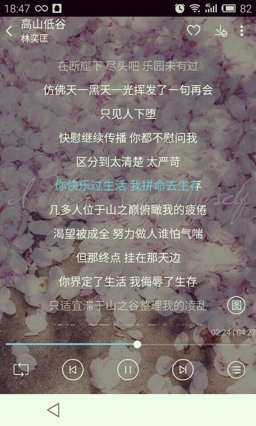 雨落大地-林奕匡(MP3歌词/LRC歌词) lrc歌词下载 第1张