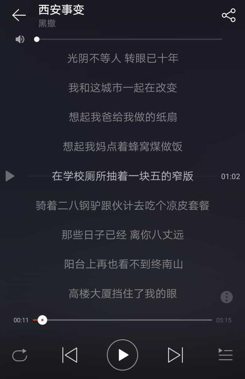 西安事变-黑撒(MP3歌词/LRC歌词) lrc歌词下载 第1张