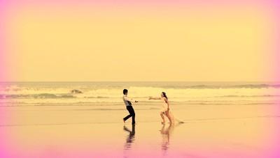 沙滩恋曲-头文字D(MP3歌词/LRC歌词) lrc歌词下载 第3张