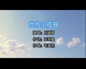 忧伤小夜曲-刘娅婷(MP3歌词/LRC歌词) lrc歌词下载 第1张