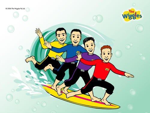 造飞机-The Wiggles(MP3歌词/LRC歌词) lrc歌词下载 第2张