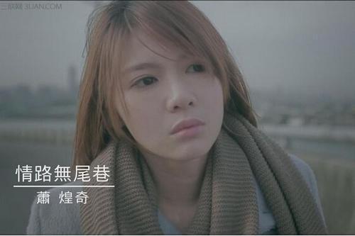 情路无尾巷-萧煌奇(MP3歌词/LRC歌词) lrc歌词下载 第1张