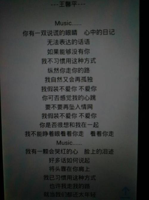 分手不是伤心的理由-陈文豪(MP3歌词/LRC歌词) lrc歌词下载 第2张