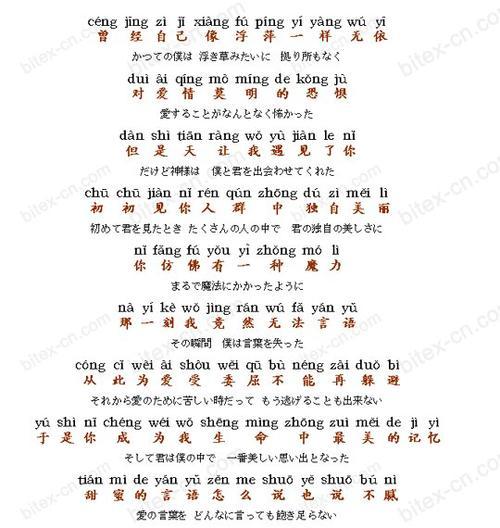 我是真的爱你-龙帝(MP3歌词/LRC歌词) lrc歌词下载 第1张