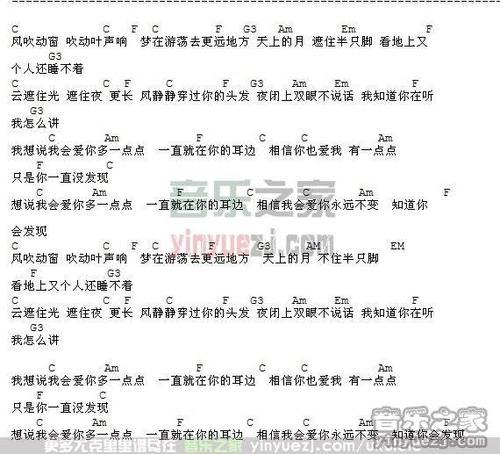 爱一点-莫艳琳(MP3歌词/LRC歌词) lrc歌词下载 第3张